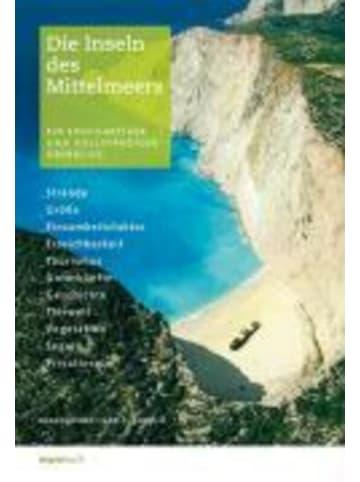 Mareverlag Die Inseln des Mittelmeers | Ein einzigartiger und vollständiger Überblick....