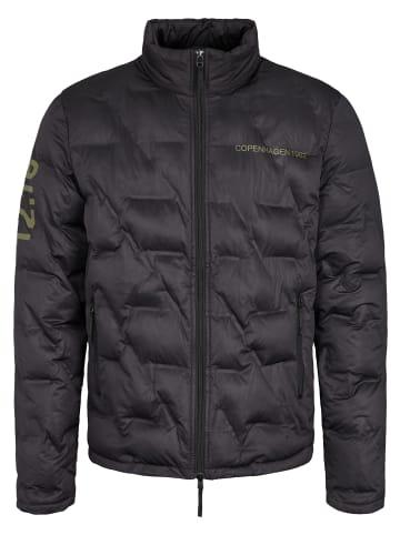 Twelvesixteen 12.16 Steppjacke Jacket Quilted in black