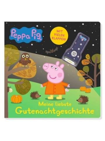 Panini Books Peppa Pig: Meine liebste Gutenachtgeschichte, m. Taschenlampe