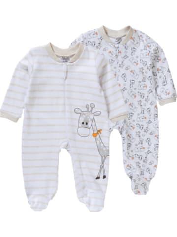 Boley  Baby Schlafanzug Doppelpack