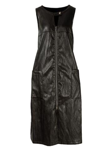 HELMIDGE Trägerkleid Sundress in schwarz