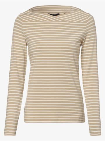 ESPRIT COLLECTION  Shirt in sand weiß