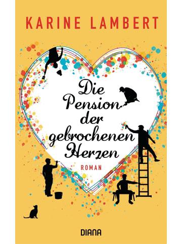 DIANA Die Pension der gebrochenen Herzen | Roman