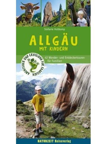 Naturzeit Reiseverlag Allgäu mit Kindern