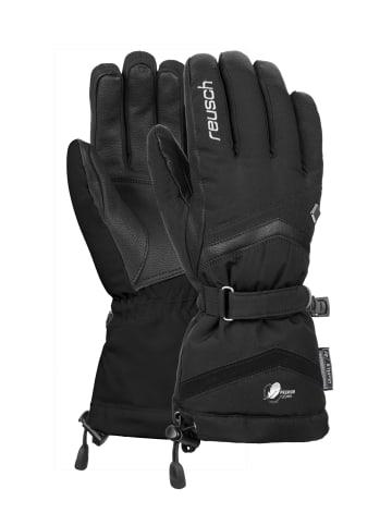 Reusch Fingerhandschuhe Naria R-TEX® XT in black / silver