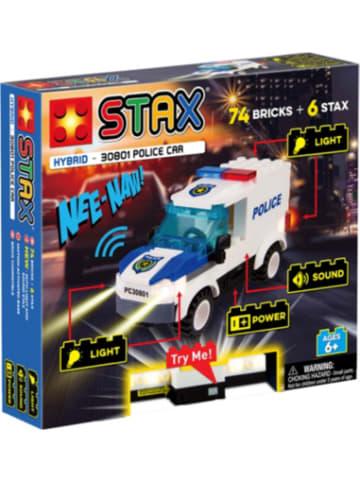STAX Hybrid - 30801 Polizeiauto mit Licht und Sound - LEGO®-kompatibel