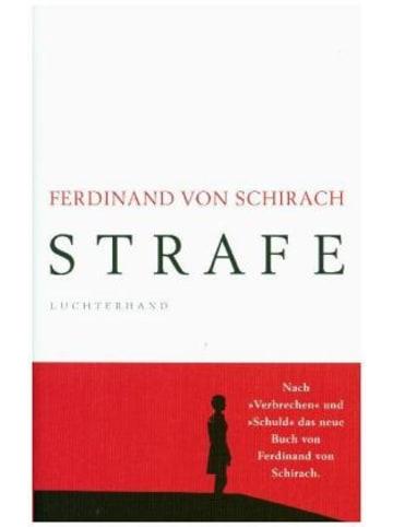 Luchterhand Literaturverlag  Strafe