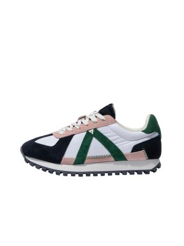 ASFVLT Sneaker GATE GAT004 in navy pink green
