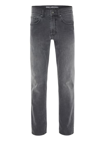 Oklahoma Jeans Jeans in 043 dark grey