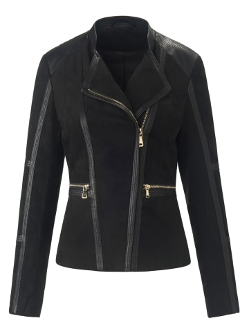 UTA RAASCH Jackenblazer Jacke in schwarz