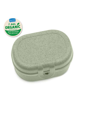 Koziol ORGANIC PASCAL MINI - Lunchbox in organic green
