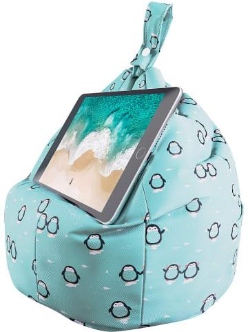 STRAX Planet Buddies - Tablet-Kissen Pinguin