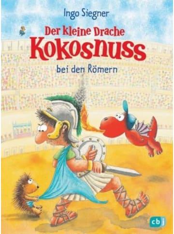 Cbj Verlag Der kleine Drache Kokosnuss bei den Römern