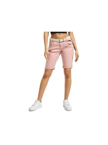 Authentic Style Shorts in rose