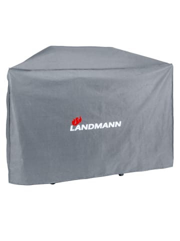 "Landmann Wetterschutzhaube ""Premium"" in Grau"