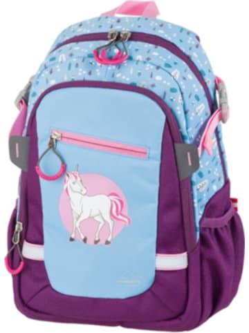 SCHNEIDERS Kinderrucksack KIDS BACKPACK Unicorn lila