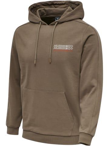 Hummel Sweatshirts & Hoodies Hmldennis Hoodie in WALNUT