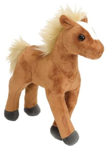 Wild Republic Cuddlekins Mini Stehendes Braunes Pferd 20cm