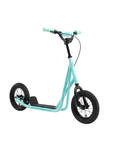 "LÖWENRAD Kinder City Roller ""Sport"" in Mint - 12 Zoll"