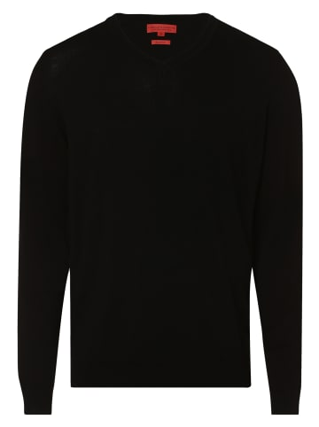 Finshley & Harding Pullover in schwarz