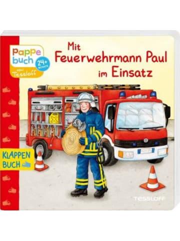 Tessloff Mit Feuerwehrmann Paul im Einsatz