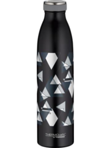 Alfi Isoliertrinkflasche ThermoCafé TC Bottle grapic, 750 ml, Edelstahl