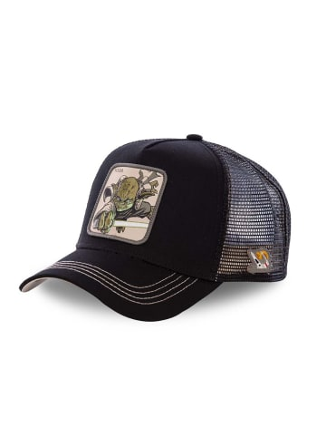Capslab Cap in Yoda_black