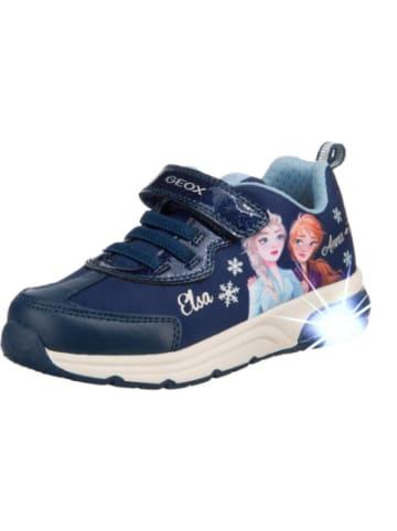 Geox Disney Die Eiskönigin Sneakers Low Blinkies SPACECLUB