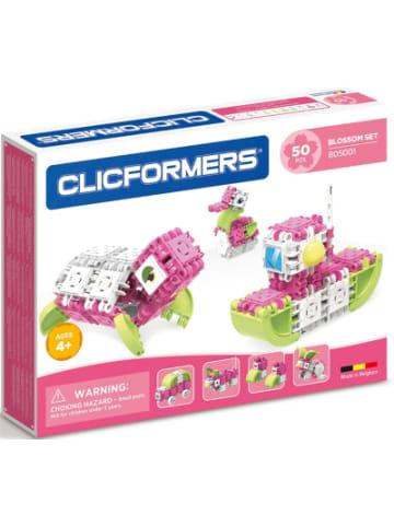 CLICFORMERS - Blühen Set - 50 Stück