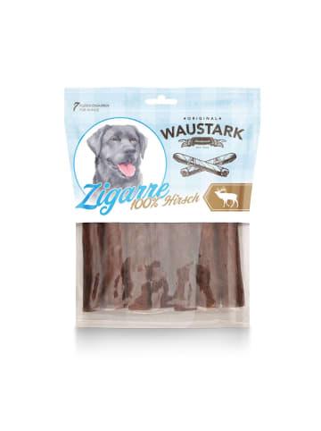 Waustark Hunde Zigarre 100% Hirsch, 7 Stck.
