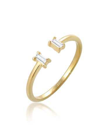 Elli Ring 375 Gelbgold Verlobungsring in Gold