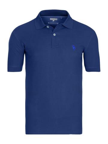 U.S. Polo Assn. Basic Poloshirt in Navy