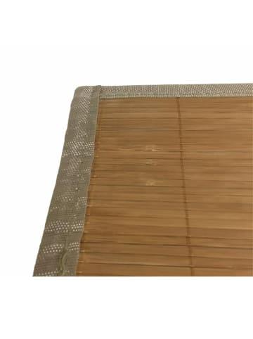 """Cotex Bambusmatte / Bambusteppich """"Saigon"""" in Beige/Grau"""