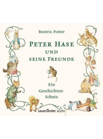 Argon Peter Hase und seine Freunde, 1 Audio-CD