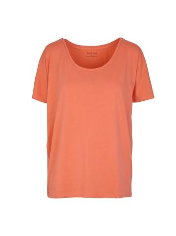 """FRIEDA SAND Organic T-Shirt """"Rosa"""" in koralle"""