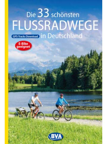 BVA BikeMedia GmbH Die 33 schönsten Flussradwege in Deutschland mit GPS-Tracks Download