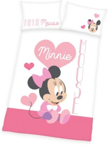 Herding Kinderbettwäsche Disney's Minnie Mouse, 100 x 135 cm