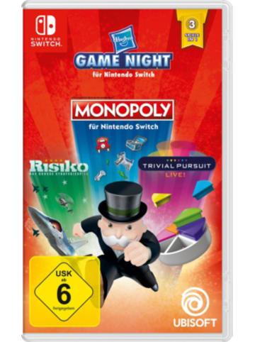 Ak tronic Nintendo Switch Hasbro Game Night