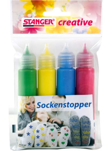 Stanger Sockenstopper Set, 4 x 25 ml