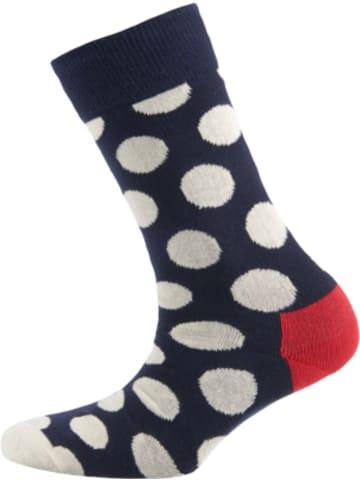 Happy Socks 1er Pack Big Dot Socken