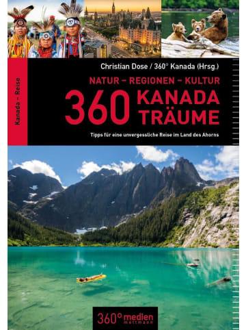 360 grad 360 Kanada-Träume | Tipps für eine unvergessliche Reise im Land des Ahorns