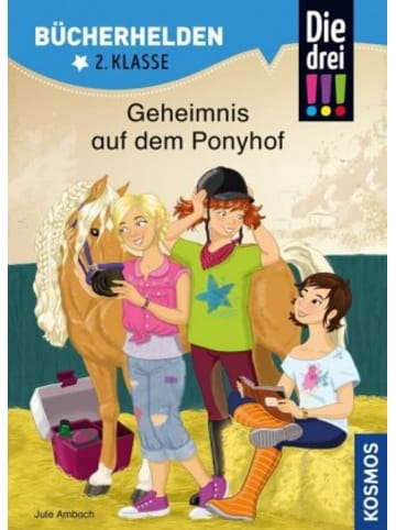 Kosmos Die drei !!!, Geheimnis auf dem Ponyhof