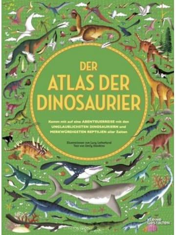 Gestalten Verlag Der Atlas der Dinosaurier