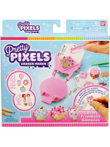 BANDAI Pretty Pixels Starter Set Süßigkeiten