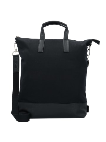 Jost Göteborg X-Change 3in1 City Rucksack 40cm Laptopfach in black