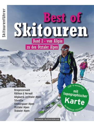 Panico Alpinverlag Best of Skitouren. Bd.2