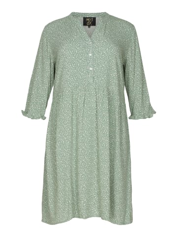 NO.1 by OX Midikleid Franziska in mint