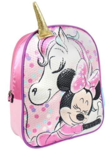 Cerda Kinderrucksack Premium Glitter Minnie Mouse