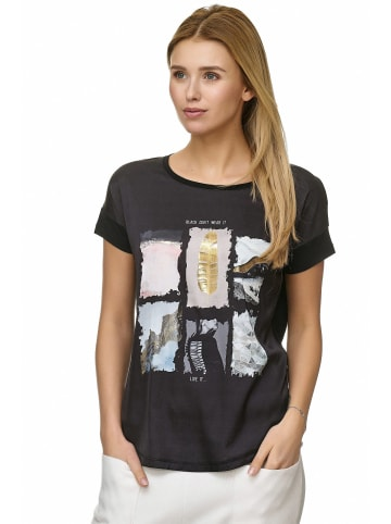 Decay Decay T-Shirt in schwarz