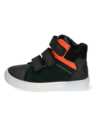 Braqeez Sneaker Sneaker Dave Day in schwarz